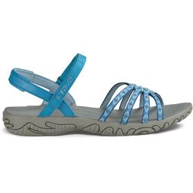 Teva W's Kayenta Sandals Carmelita Blue